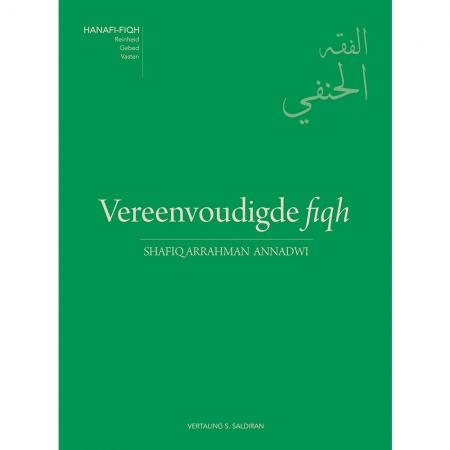Vereenvoudigde fiqh (Hanafi-fiqh)